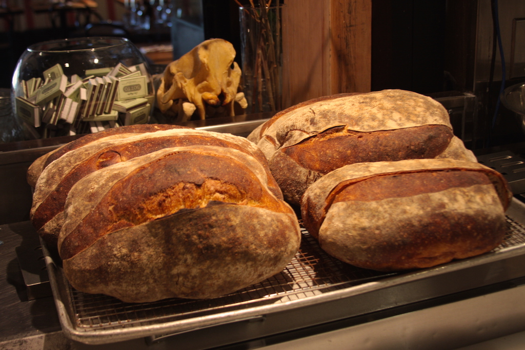 Sotto Los Angeles bread
