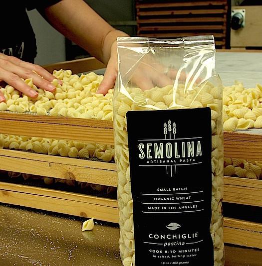 Semolina Artisanal Pasta in Los Angeles