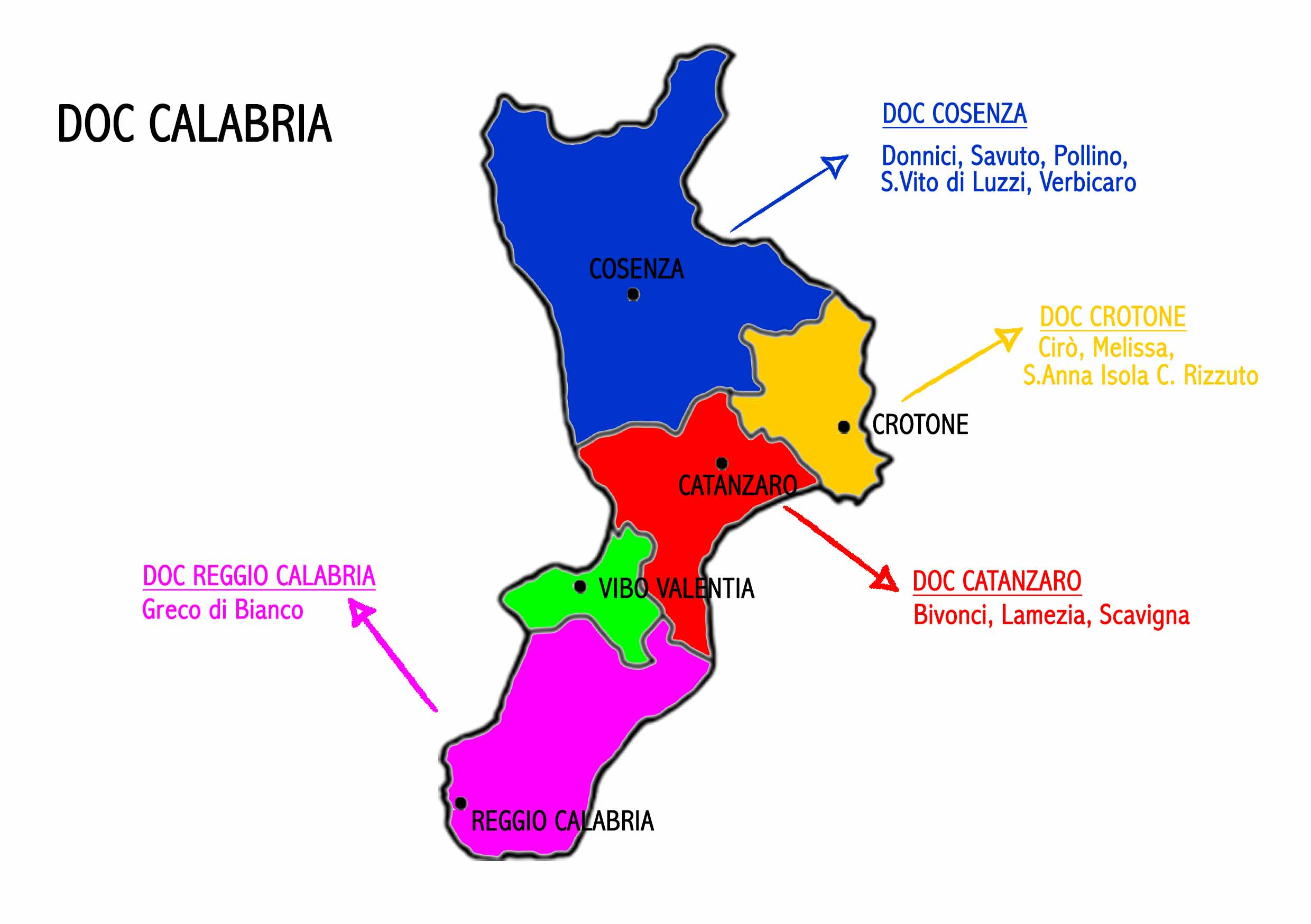 Calabrian Wine Hidden Gems from the Toe of the Boot