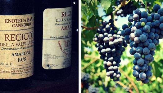 Discover Recioto, the Sweet Wine from the Land of Amarone