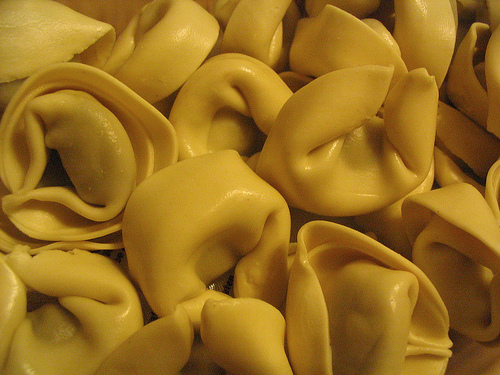 What is tortellini? Here they are