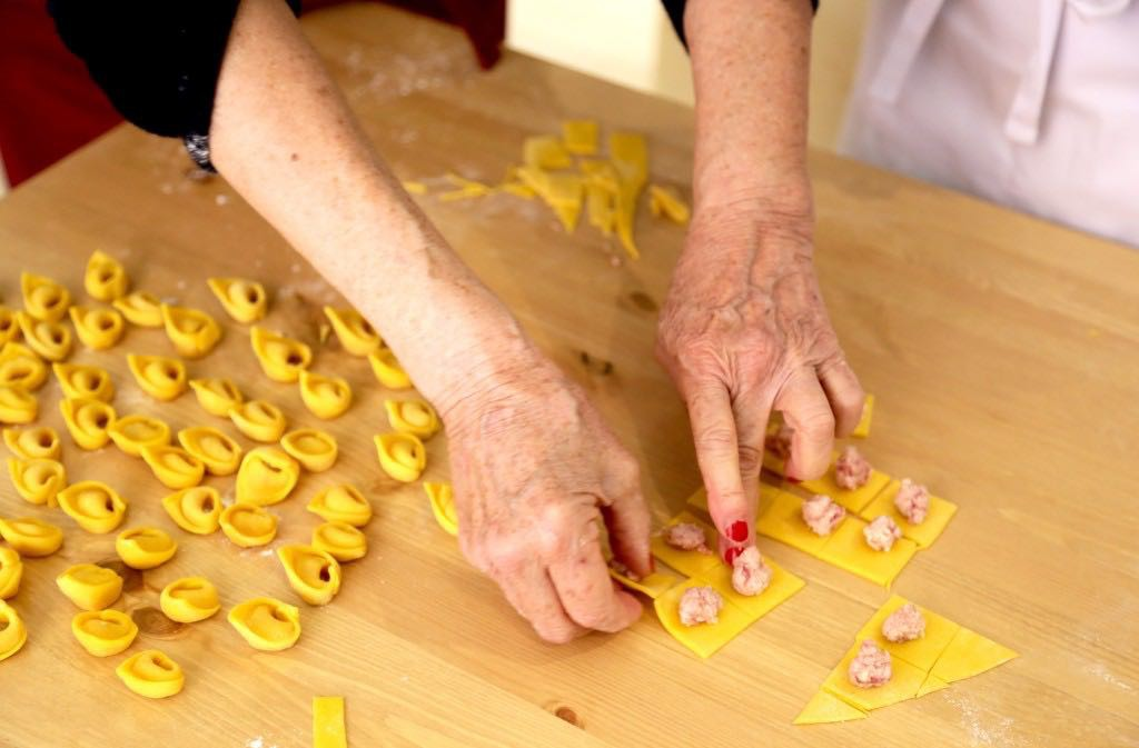 Ever wondered what is tortellini?