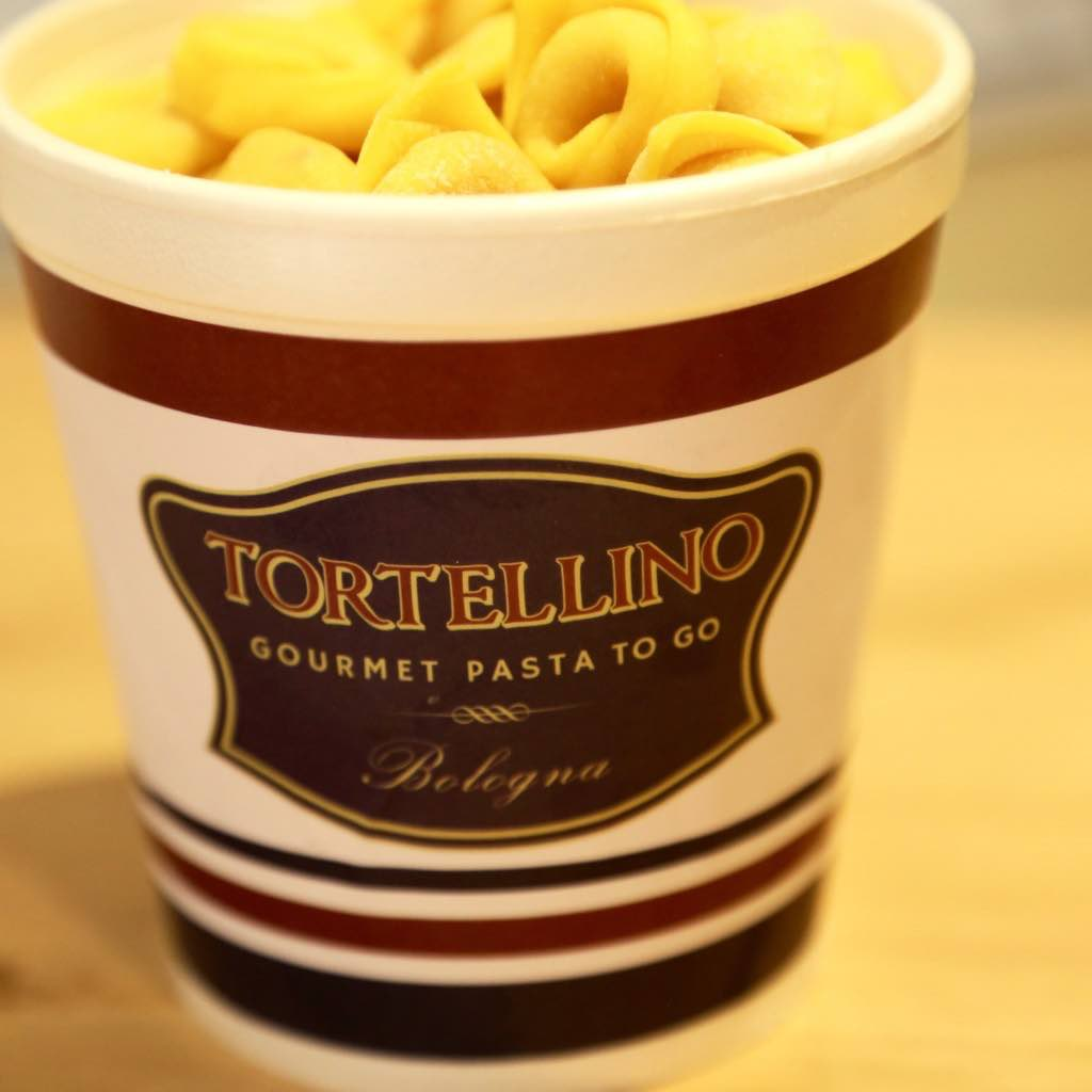 If you are wondering what is tortellini, here's the answer