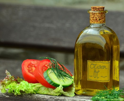 Why olive oil is good for you