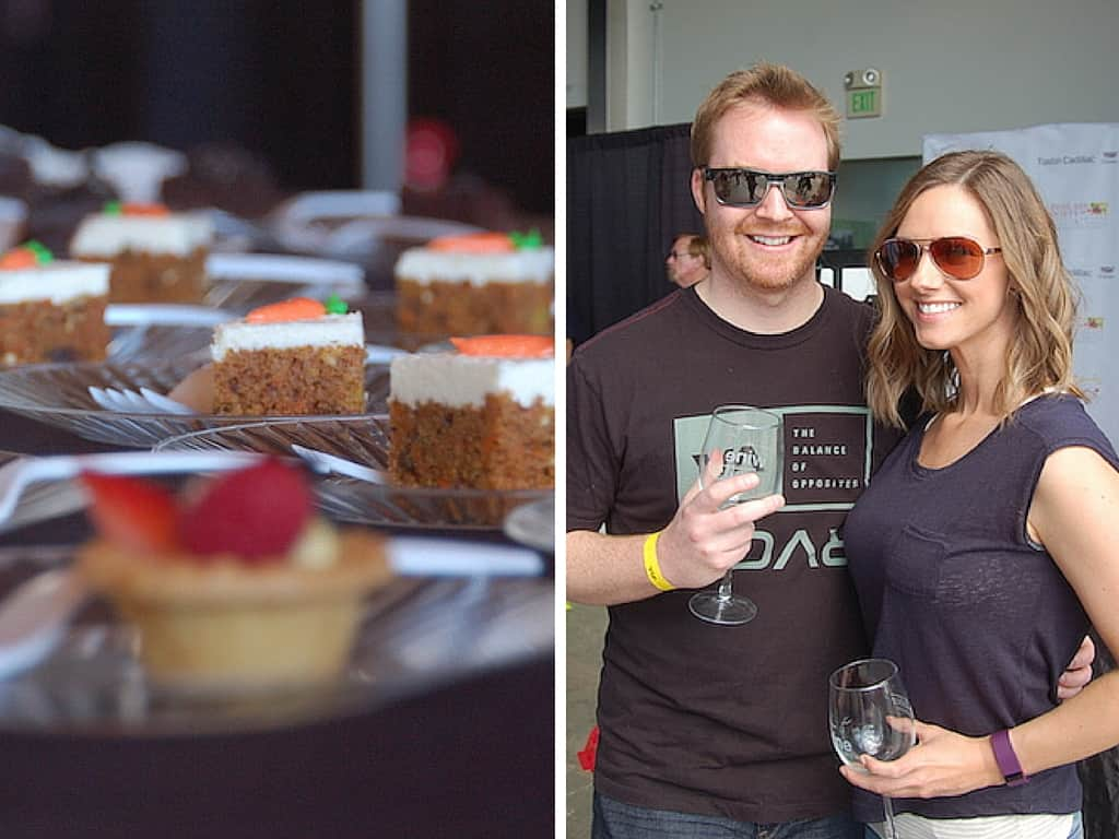 What we ate and drank at Great Wine Festival Irvine 2016:
