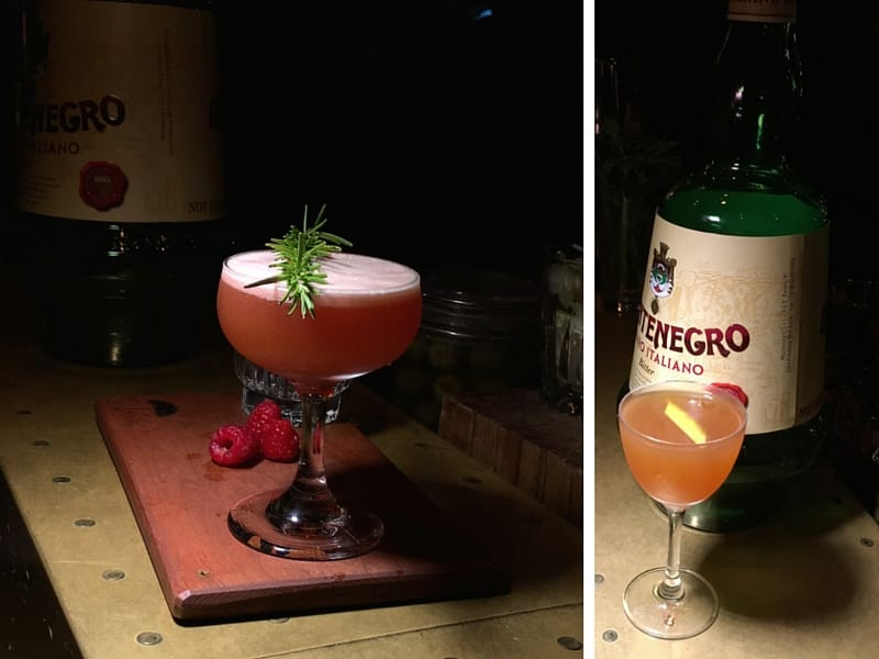 Two great montenegro drinks