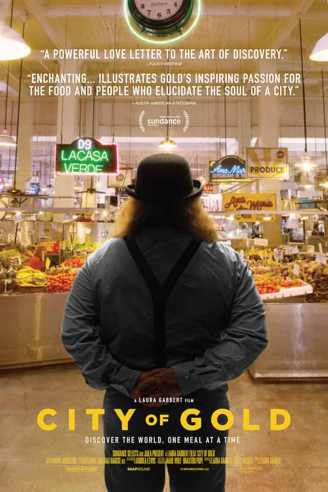 Jonathan Gold's documentary City of Gold
