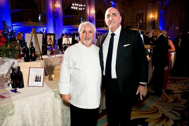 The chef of La Grande Affaire 2016