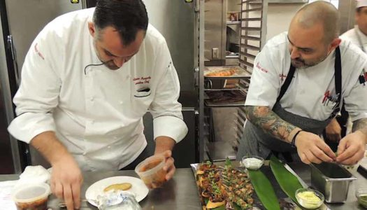 7 Questions for Gianbattista Vinzoni, Chef to the Hollywood Stars