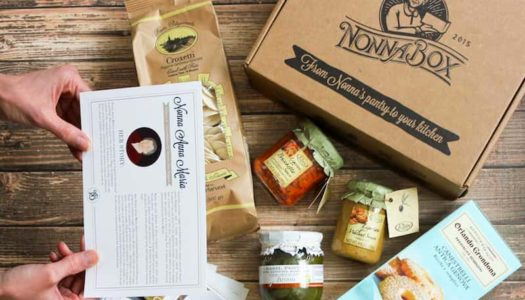 What's in a Nonna Box? Italian Foods (and a Nonna) at Your Doorstep
