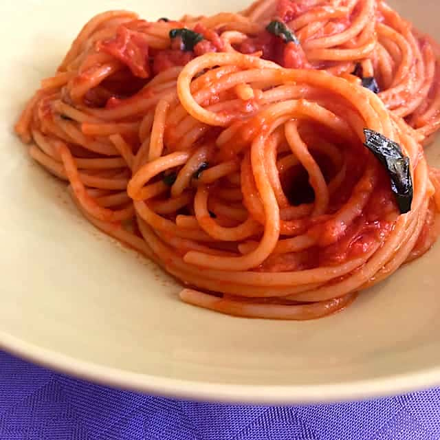 scott conant spaghetti can be recreated at home