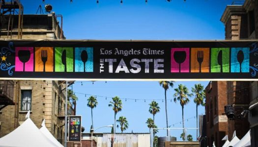 Don't Miss These Great Dishes and Chefs at The Taste 2017!