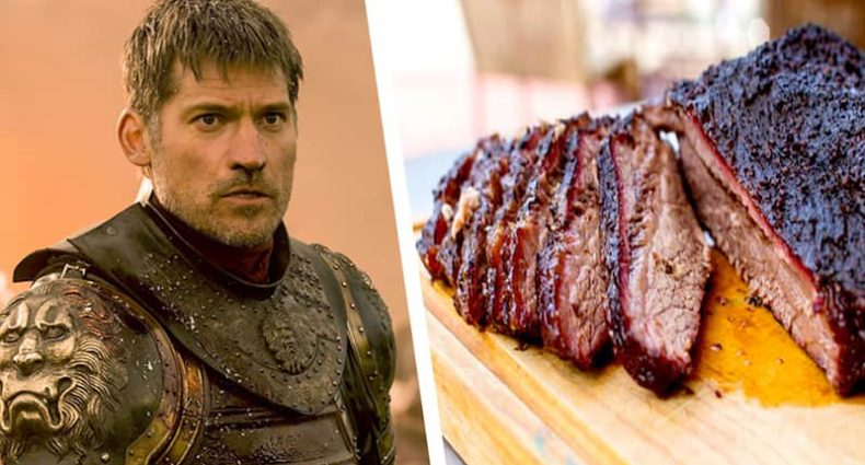 Nicolaj Coster Waldau and his favorite foods