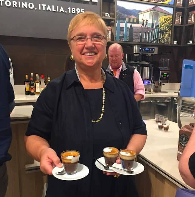 Lidia Bastianich at the opening of Eataly los Angeles