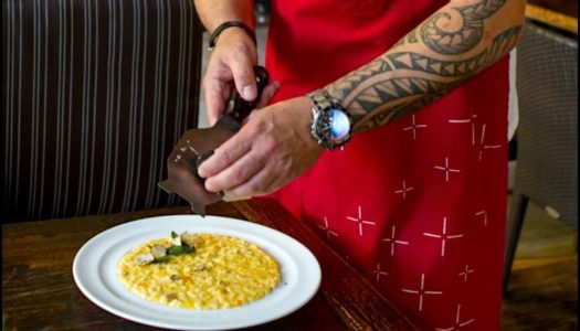 Find Risotto and Other Northern Italian Specialties at Estrella Sunset