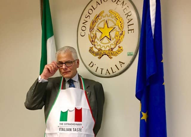 Consulate of Italy organized the Second World Week of Italian Cuisine