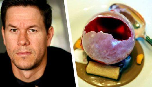 Food Talks: Mark Wahlberg on Italian Food