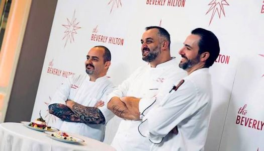Italian Chefs Are the Real Stars of the 75th Golden Globes Dinner