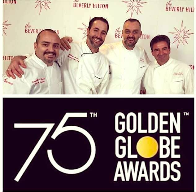 chefs of Beverly Hilton