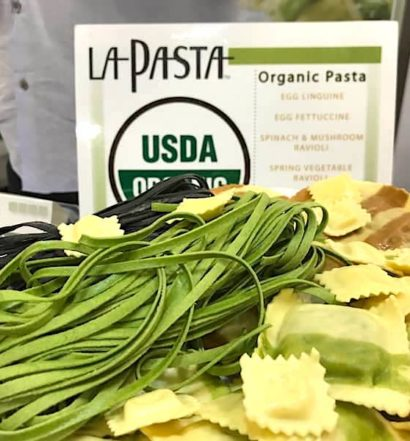 expo west 2018 natural pasta