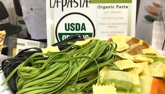 Searching for Healthy Italian Foods at Expo West 2018