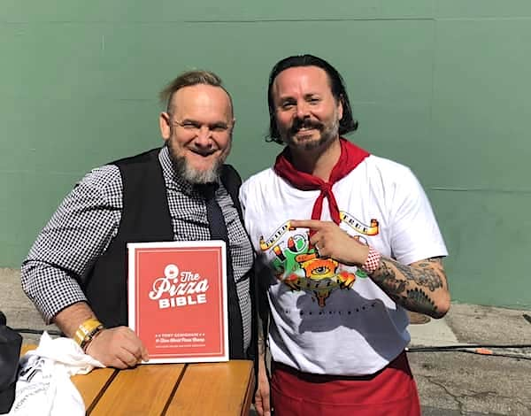 Tony Gemignani's pizza bible
